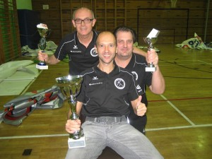 TTC Mattersburg beim 25. Internationalen TT-Turnier in Oberwart