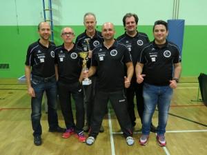 TTC Mattersburg beim 26. Int. TT-Turnier in Oberwart