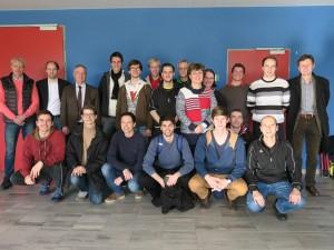Prüfung zum Tischtennis-Instruktor erfolgreich absolviert!