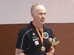 Wolfi Baumgartner Senioren-Landesmeister 59+