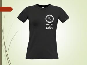 Fan-Shirt 'Back In Town'