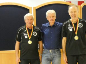 TTC Mattersburg Landesmeister 60+
