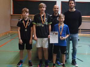 Gymnasium Mattersburg erobert Silber bei LM der Schulen