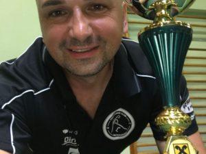Bordo holt für Mattersburg Senioren-Landesmeister Titel