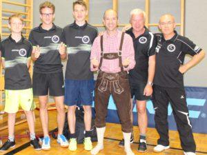Saison-Start des TTC Mattersburg
