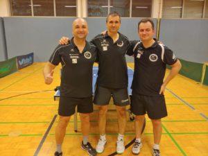 Mattersburg erstmals Tabellenführer in der Landesliga